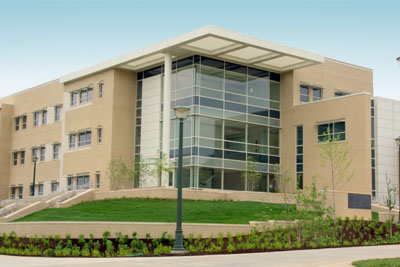 The Bioscience Building