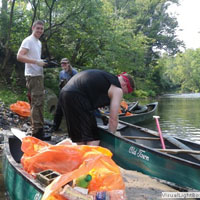 South River Cleanup