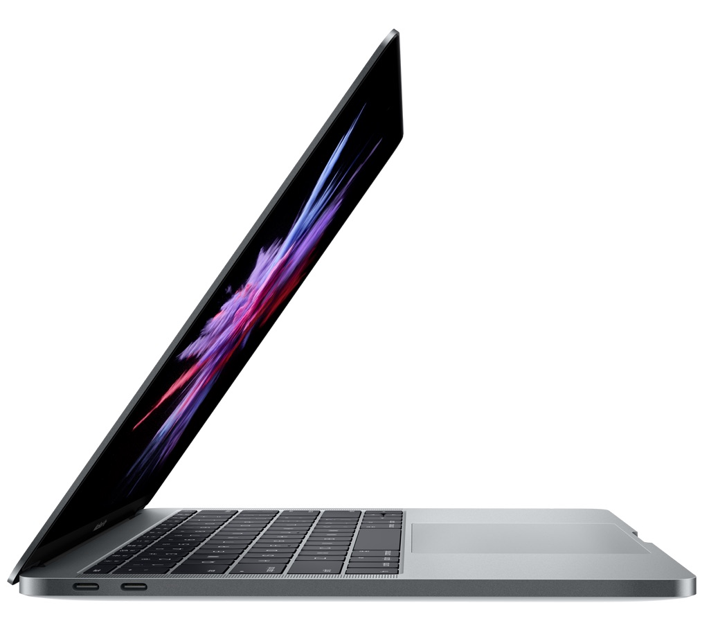 MacBook Pro with Function Keys
