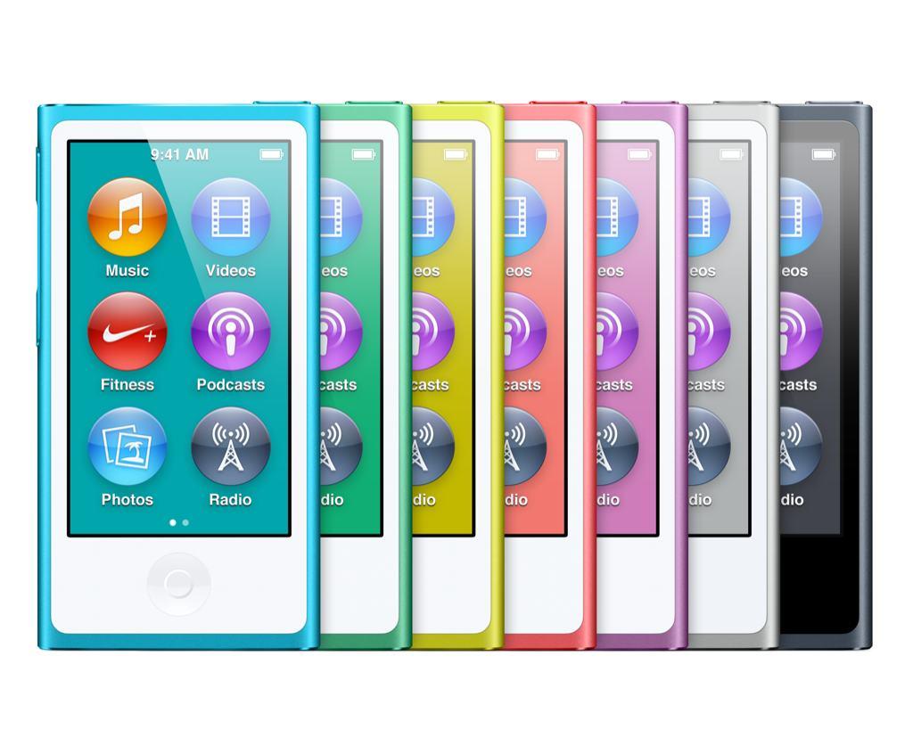 iPod Nanos