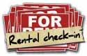 Rental Checkin Logo