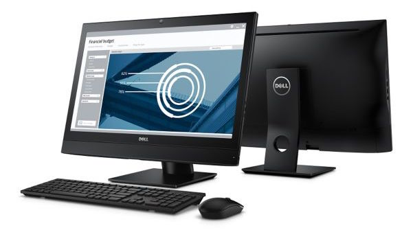 Dell Optiplex All-in-One Touch