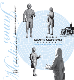 2012-13 Undergraduate Catalog Cover