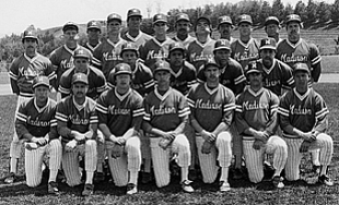 1983 Madison Dukes Baseball team