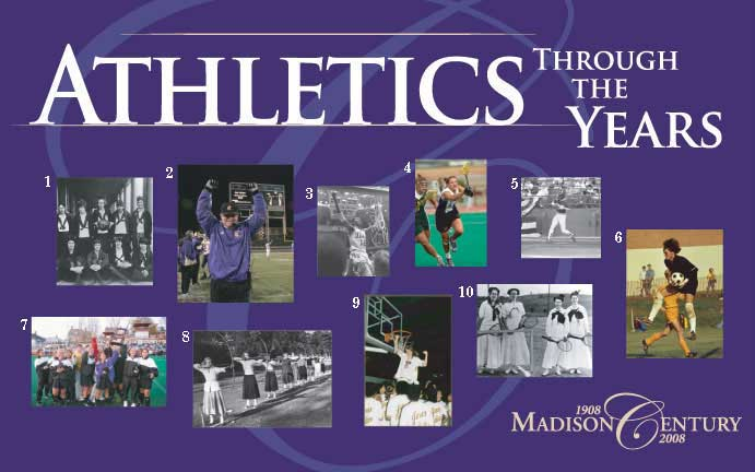 Athletics Through the Years