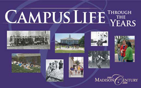 Click here to see the Campus Life Through the Years Banner