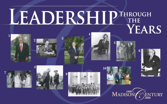 Leadership Through the Years Banner width=