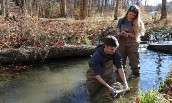 ISAT students improve water quality