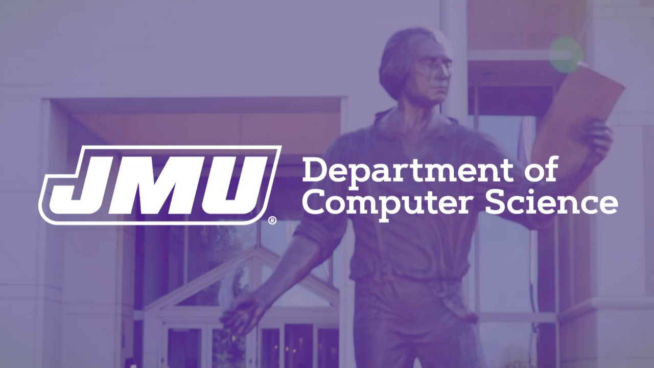Introduction to the JMU Computer Science Department
