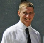 Picture of Eric Dirth, graduate student at JMU