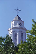 JMU Wilson Hall Tower