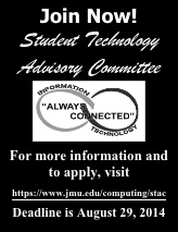 Join Now Student Technology Advisory Committee