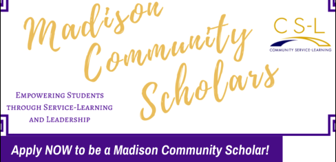 Learn more about Madison Community Scholars