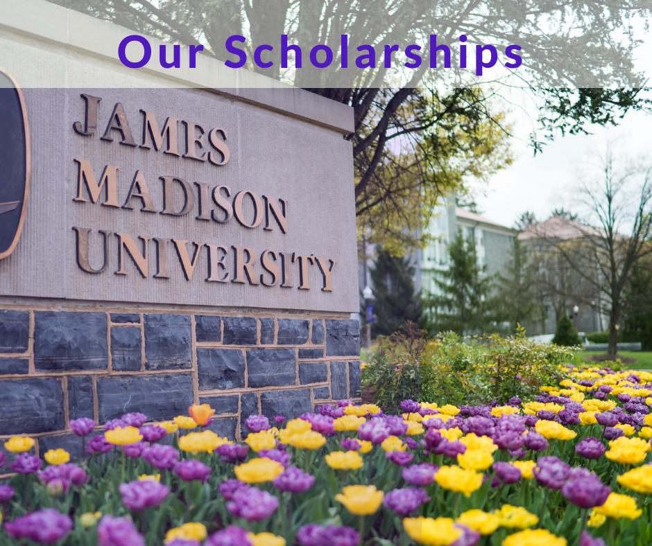 Learn more about student scholarships