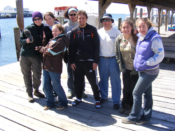 Chesapeake Bay Smith Island Field Trip