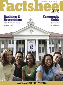 Click here to download a PDF copy of the JMU Factsheet.