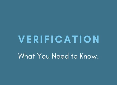 James Madison University Verification