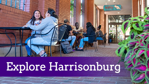 Video: Explore Harrisonburg VA