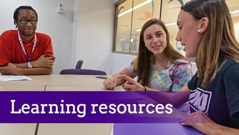 Video: Learning Resources