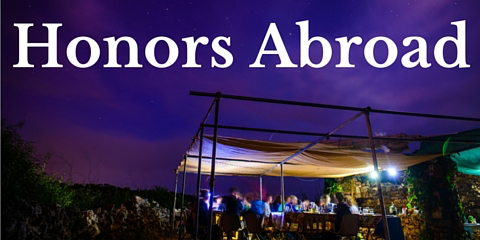 Honors Abroad