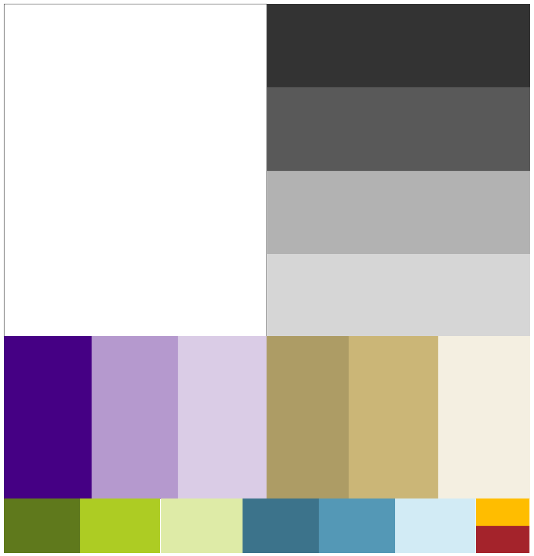 James Madison University Color Standards For Web