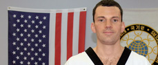 Andrew Gause's ('02) martial arts programs at Mountain Kim Martial Arts are award-winning and life-changing