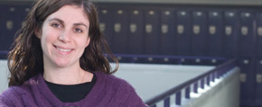 Photo: Amy Macaleer ('01)
