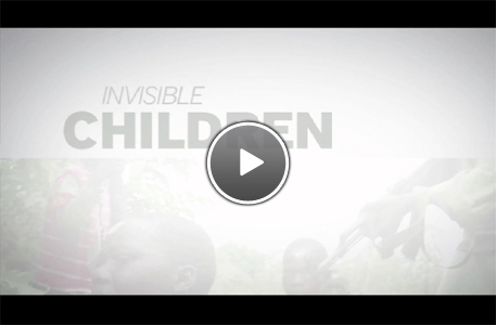 Be the Change - Invisible Children Video