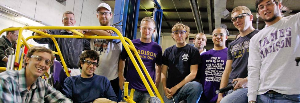 JMU students work to create energy-conservation solutions