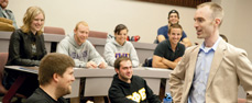 JMU students in this entrepreneurship course start ventures and put their products out in the market