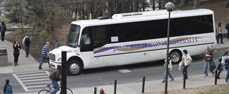 Transportation changes at JMU