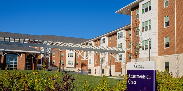 Grace Street Apartments Complex