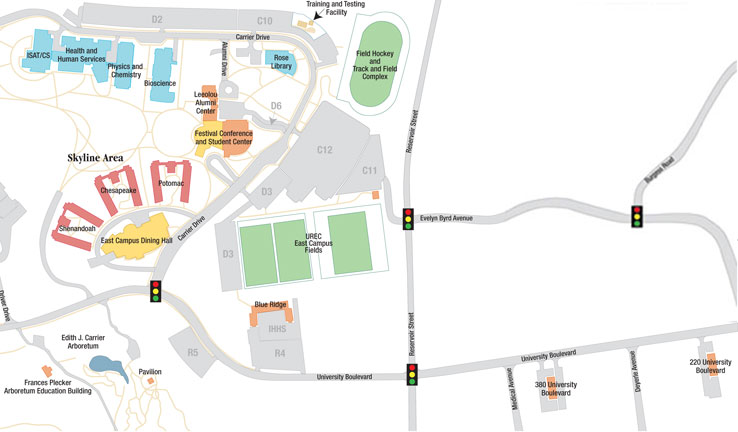 James Madison Campus Map.All About James Madison University Campus Map Kidskunst Info