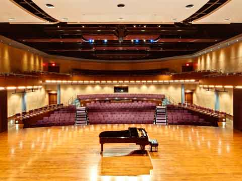 Go to the JMU School of Music Live Stream