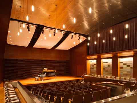 Forbes Center Concert Hall