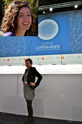 Mary Shindler in Cophenhagen