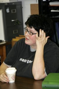 Laura Taalman