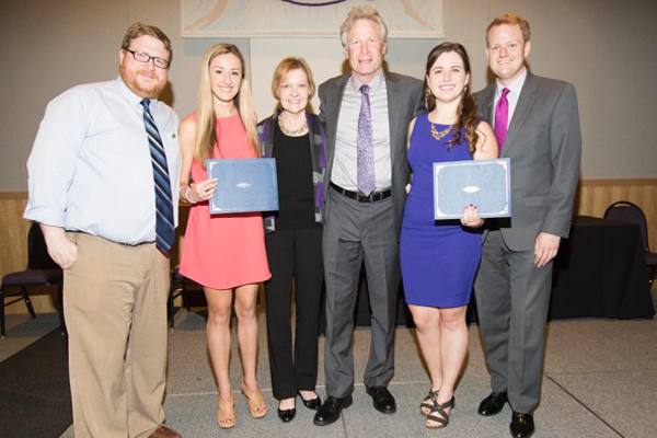 Parker Scholarship Winners