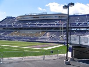 Bridgeforth Stadium