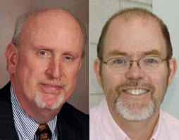 Dr. J. Barkley Rosser and Dr. Robert A. Kolvoord