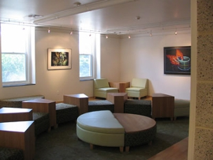 Wayland Hall Art Gallery