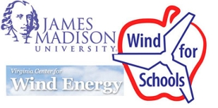 Wind for Schools logo
