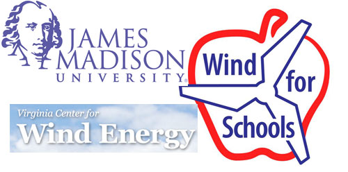 Wind for schools graphic