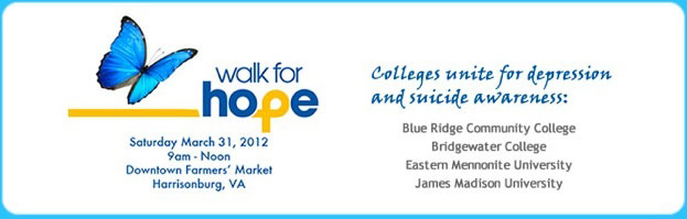 Walk for Hope banner ad