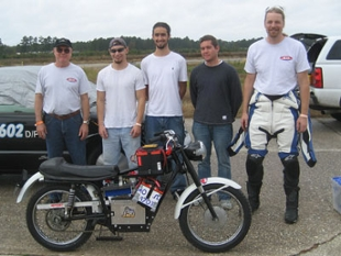 E-cycle team