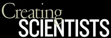 Creating Scientists logo