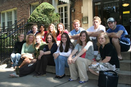 Fall 2007 cohort