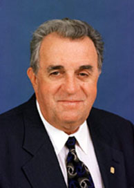 Dr. Ronald Carrier, President Emeritus
