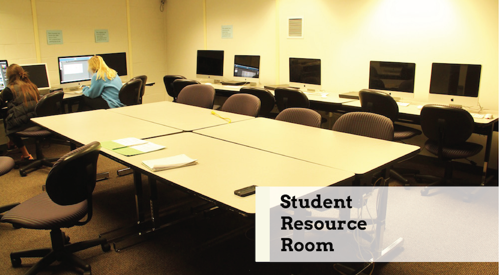 SMAD Student Resource Room