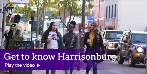 About Harrisonburg